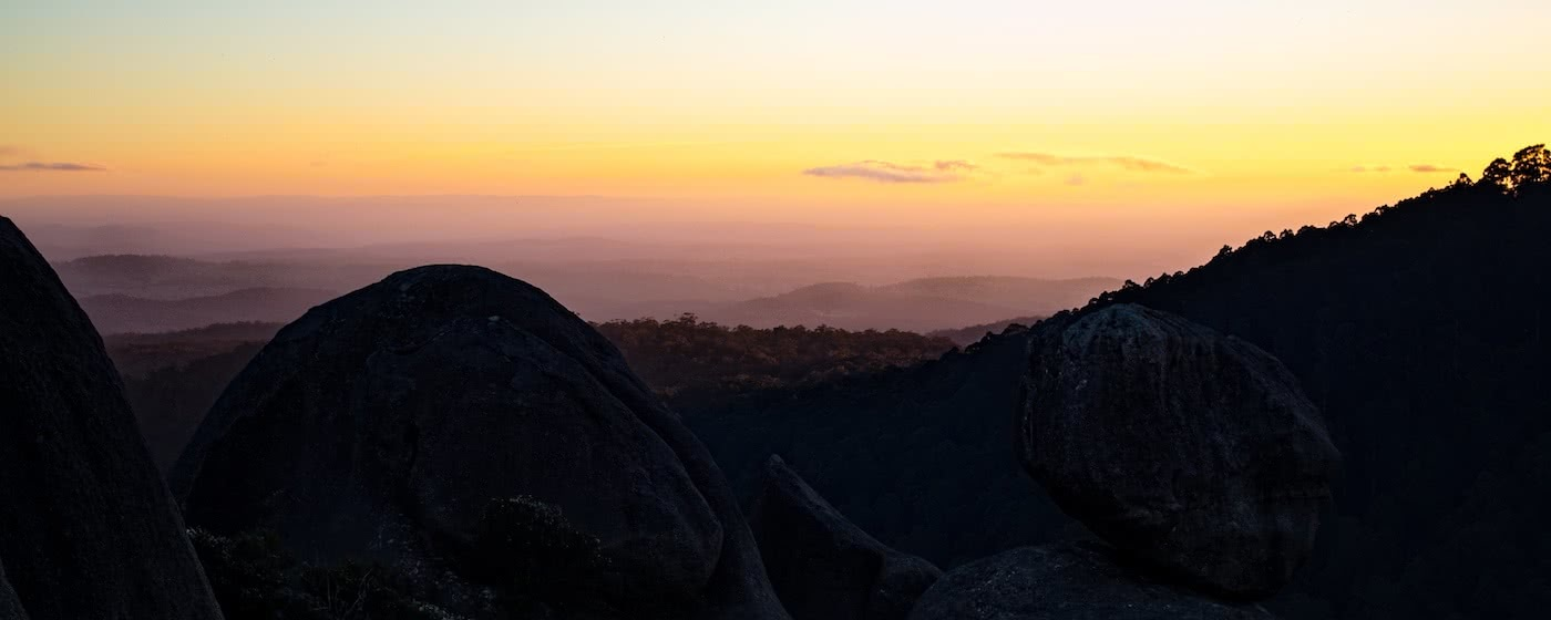 The Best of the New England Highlands (NSW) Dan Parkes sunset, sky