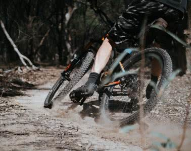 There's A Fresh Set Of Mountain Bike Trails In Deni Mattie Gould, photo by Ain Raadik, mountain biking, trails, red gum forest