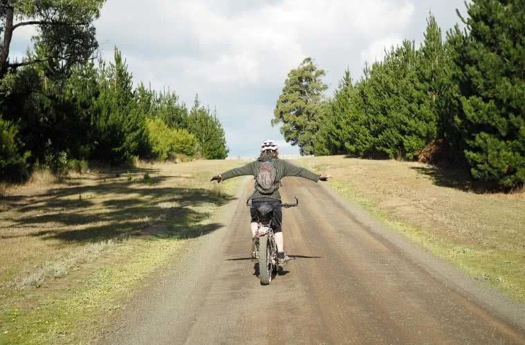 Before It's All Gone // Saving The Threatened Forests Near Melbourne, Photo by Johanna Kekitalo, Riding For The Great Forest, Aidan Kempster, Great Forest National Park, Melbourne, Victoria