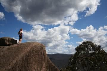 Canberra's Adventure Playground :: Namadgi National Park (ACT) Mattie Gould legoland, lookout