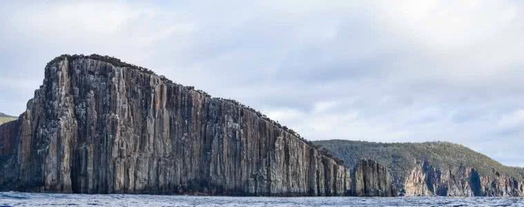 Winter Road Trippin' Tassie // Photo Essay Brent Frondall cliffs, ocean