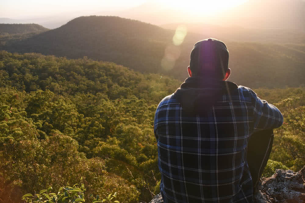 The 21 Best Brisbane Based Outdoor Adventures & Day Trips, Photo by Lisa Owen, sunrise, lookout, queensland