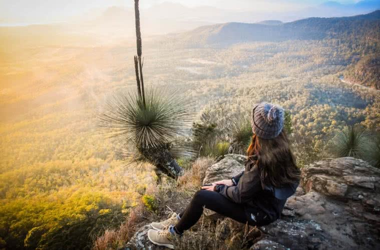 The 21 Best Brisbane Based Outdoor Adventures & Day Trips, Photo by Lisa Owen, Cordeaux sunrise, queensland
