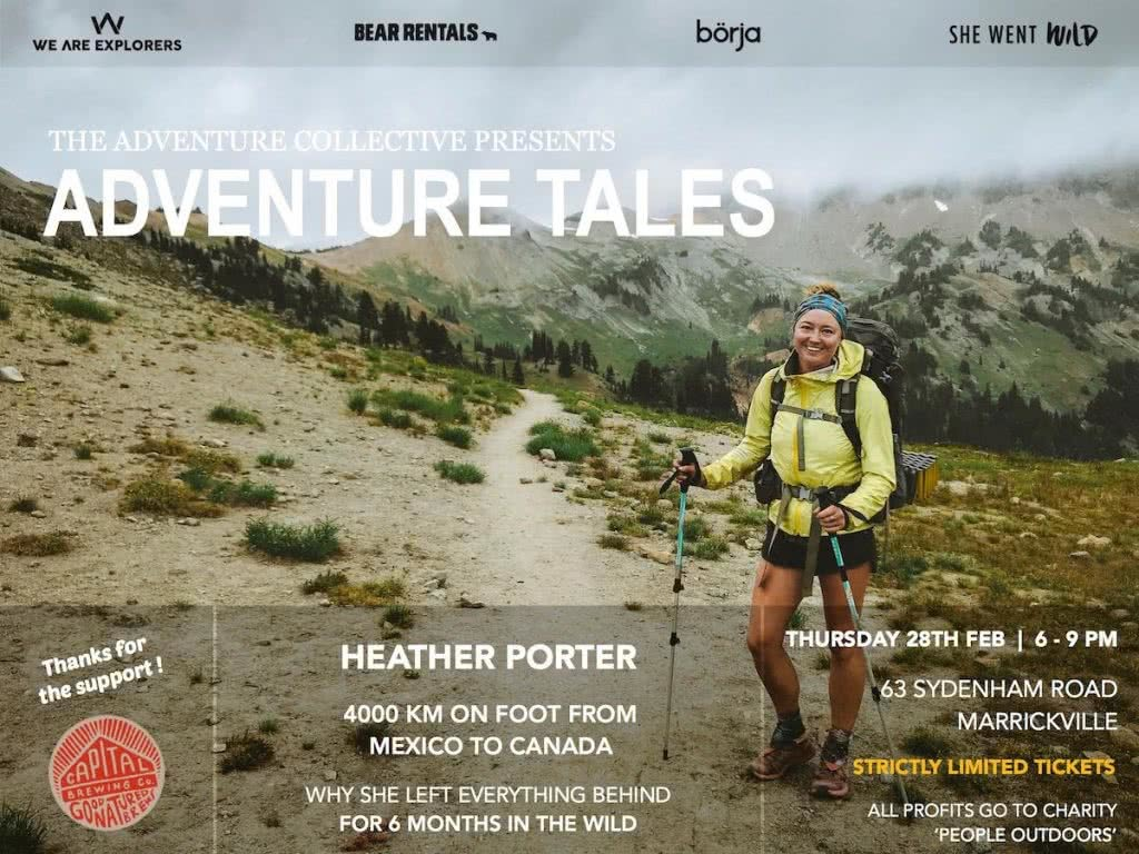 Hiking The PCT With Heather // Adventure Tales 10, heather porter, pacific crest trail