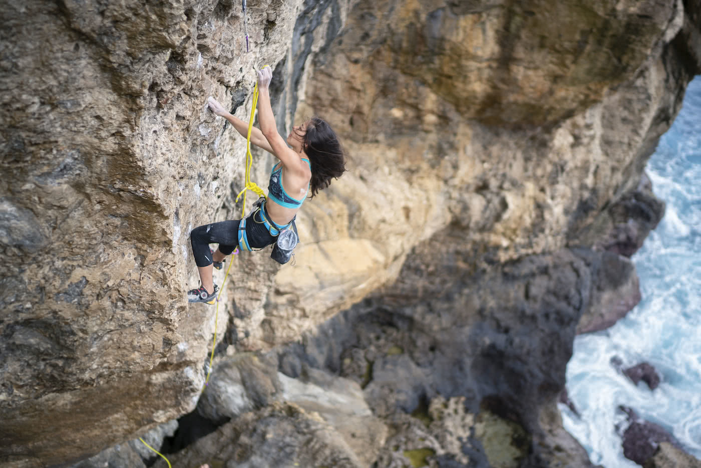 Exploring Family Roots & Setting Climbing Routes - Pacific Lines, Mattie Gould, climbing movie, The North Face Angie Scarth-Johnson by Lee Cossey - Tonga (8)