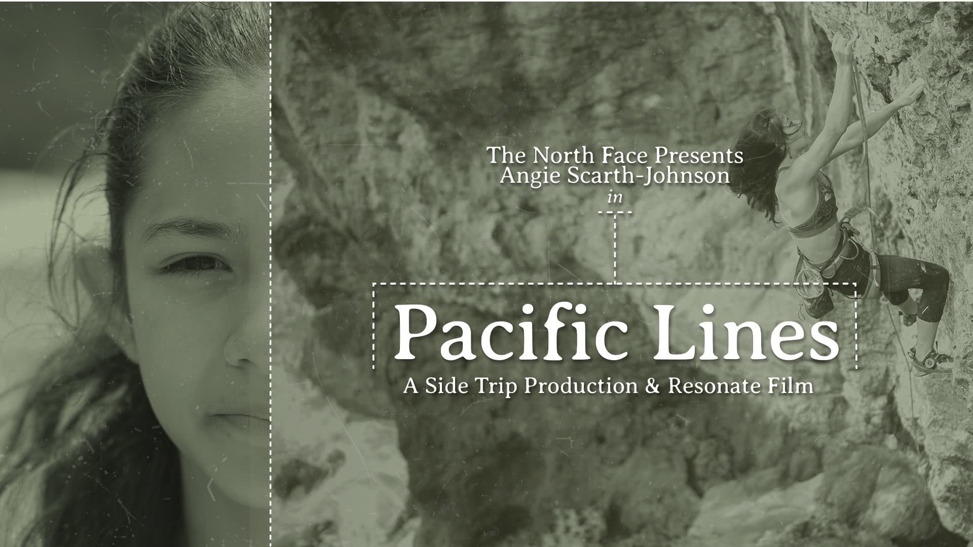Exploring Family Roots & Setting Climbing Routes - Pacific Lines, Mattie Gould, climbing movie, The North Face
