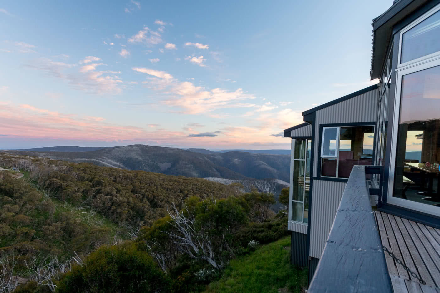 The Many Faces Of Mount Hotham Jon Harris mountains, hut, views