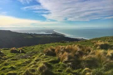 Dr Jekyll and Mr Hyde // Running Christchurch's Crater Rim Trails (NZ), Kel Sanson, trail running, christchurch, new zealand, crater rim