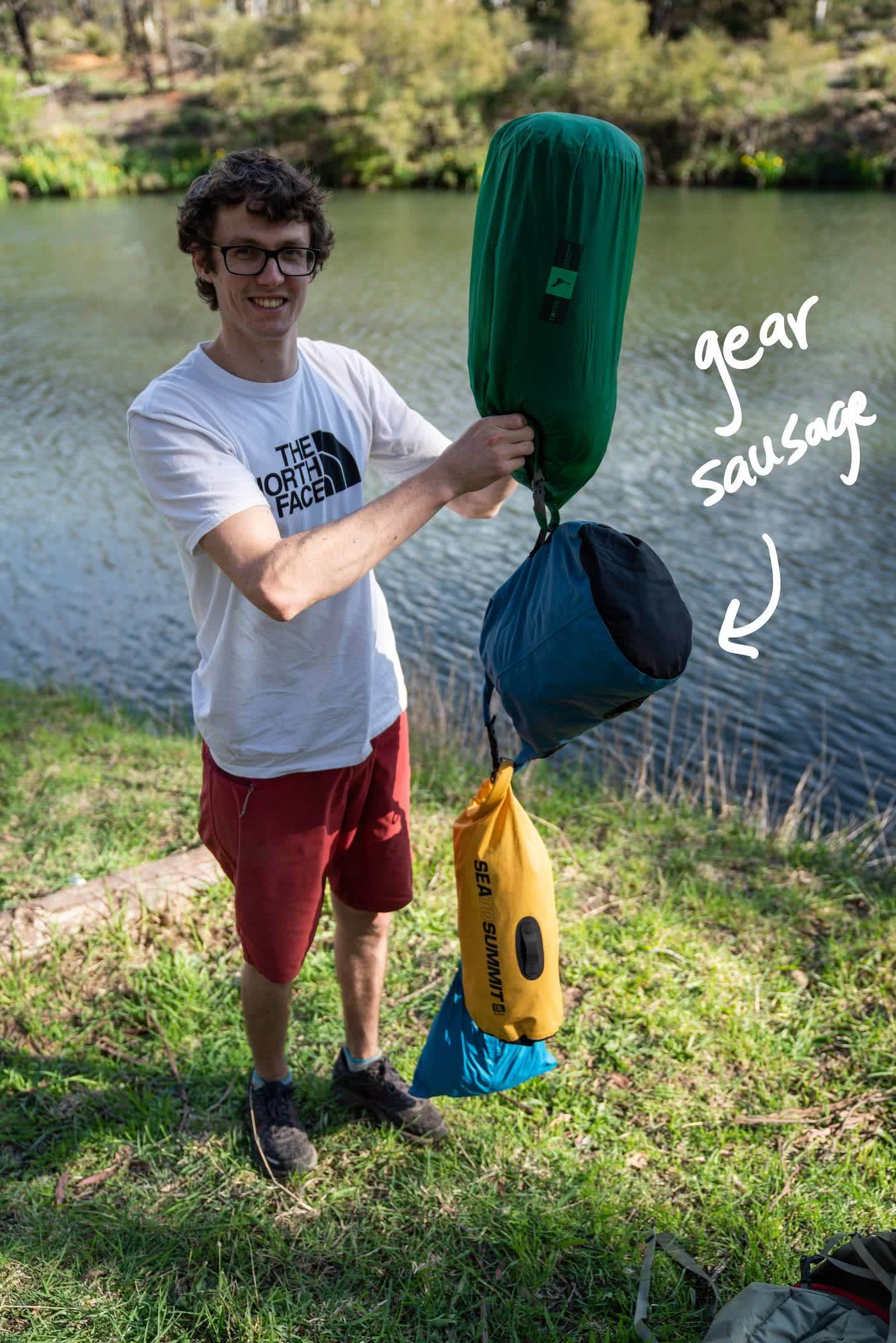 5 Ways To Pimp Your Packraft Mitchell Scanlan Bloor packraft, perimeter line