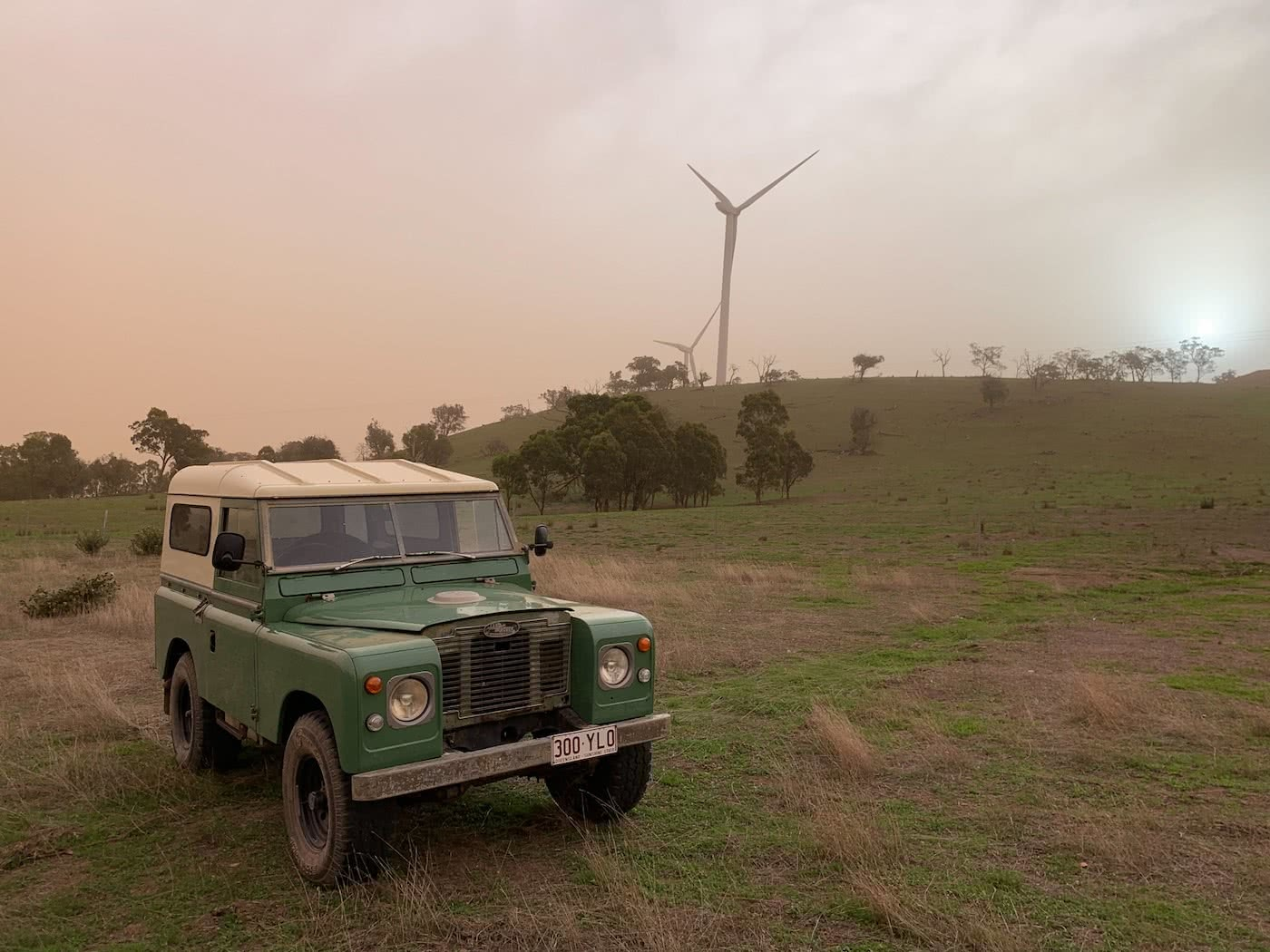 Aussie Startup Electrifying Off Road Adventures Mattie Gould jaunt, electric land rover, sustainability