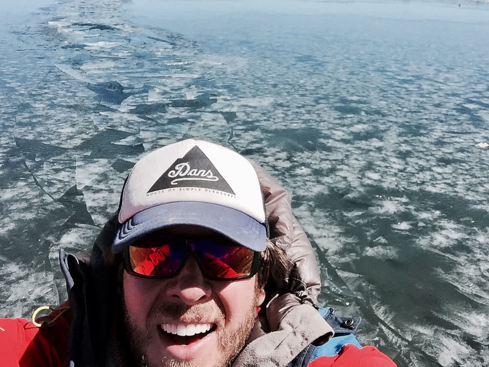 Kayaking At World Record Altitude // Interview With Dan Bull, Dan Bull, interview