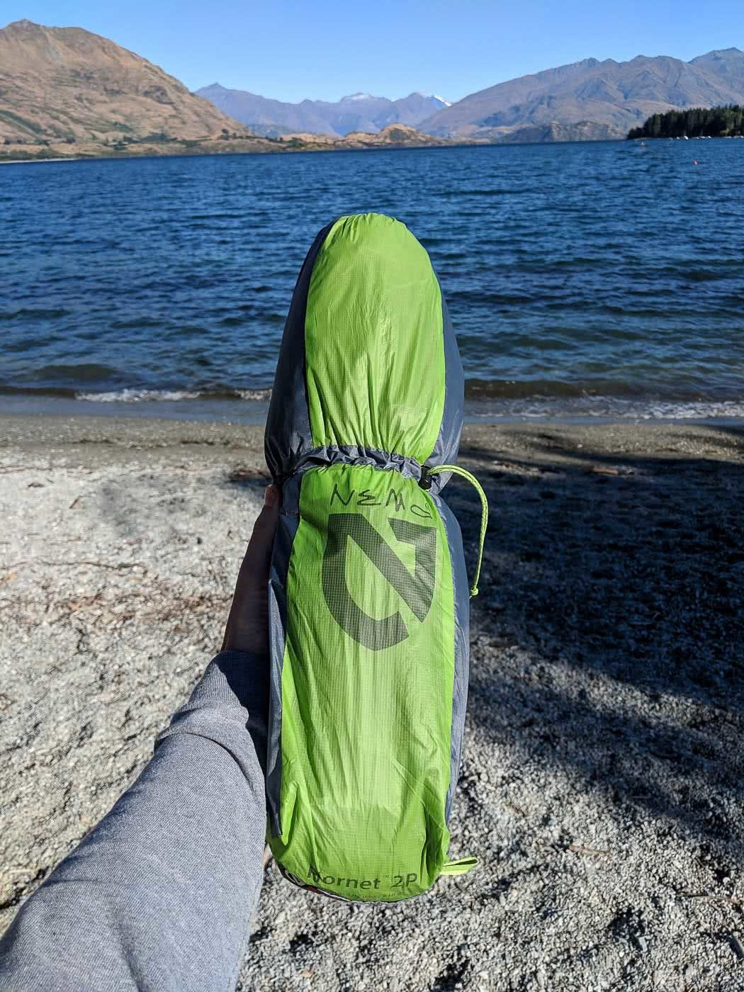 Seriously Light – Nemo Hornet 2P Tent // Gear Review, photo by Aidan Howes, New Zealand, tent, camping, review