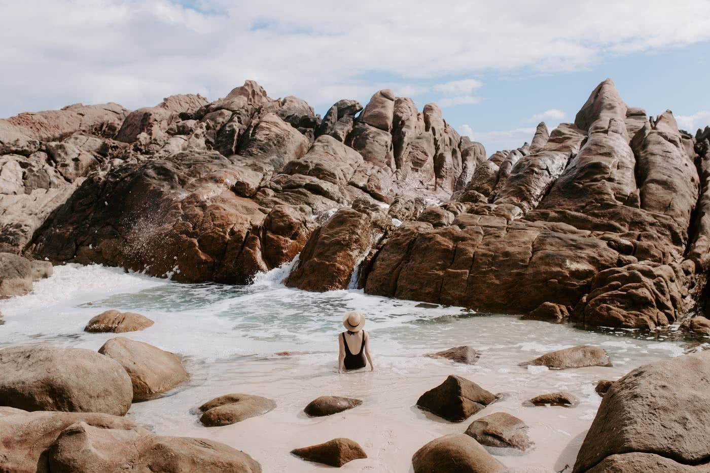 9 Stunning Natural Wonders To Visit In South Western Australia, Injidup Spa, photo by Cedric Tang, south western australia, coast, beach