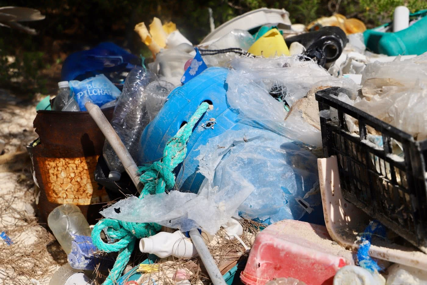 Paradise, Lost :: Lizard Island (QLD) Solaye Snider plastic waste, pollution, beach rubbish