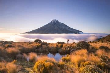 Rachel Stewart, Backpack article, Mt Taranaki, outdoor photography