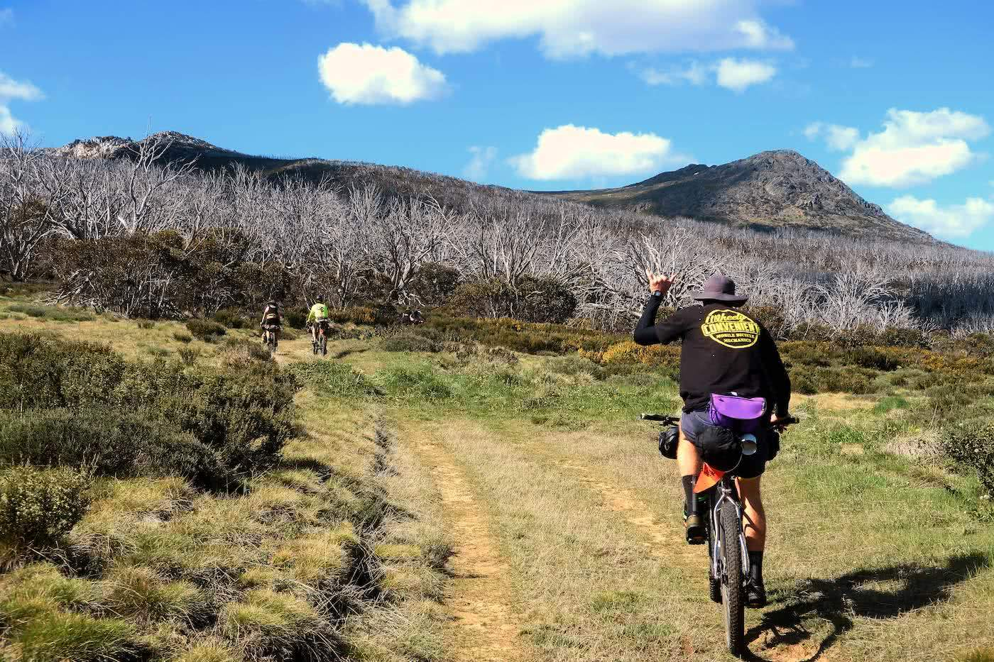 The Gronk 690 – Bikepacking Kozzie Hut To Hut (NSW) Nick Kohn, jagungal wilderness, bike bag, bikepacking