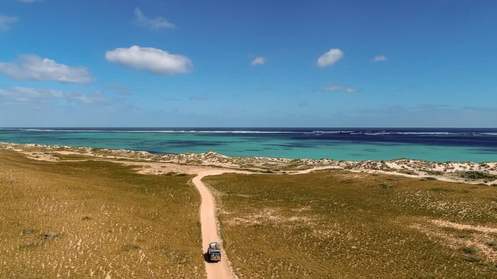 From Kalbarri To The Kimberley – How To Drive Through North West Australia, Coal Bay, photo by Jess Batheram, 4wd, dirt road, ocean, coast