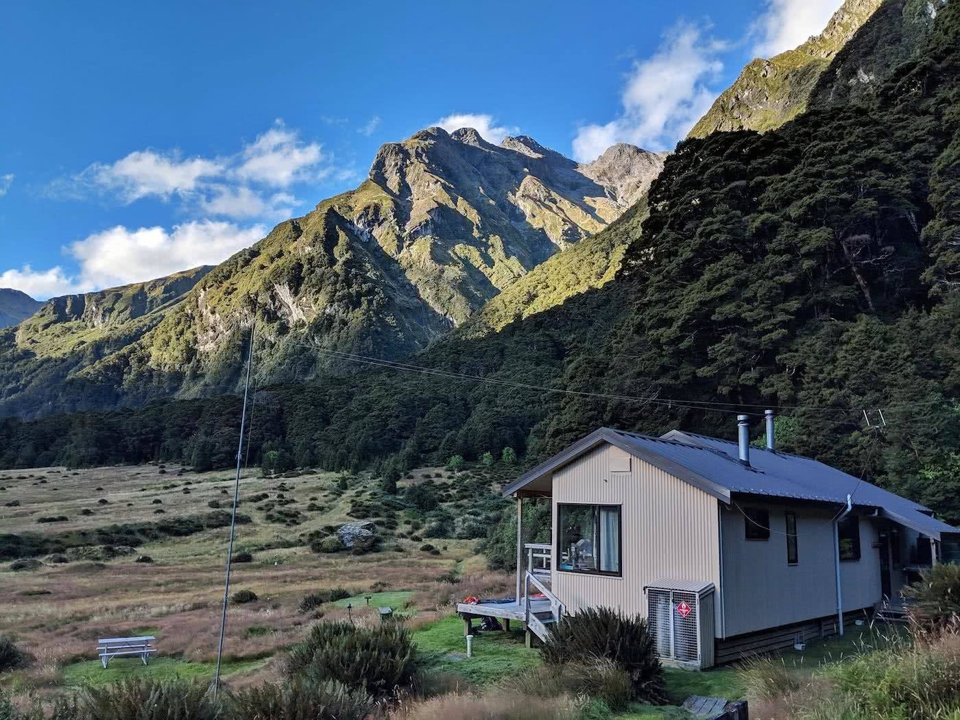 Gillespie Pass Circuit – the Best NZ Multi-day Hike You've Never Heard Of Aidan Howes, mountain, valley, Hut