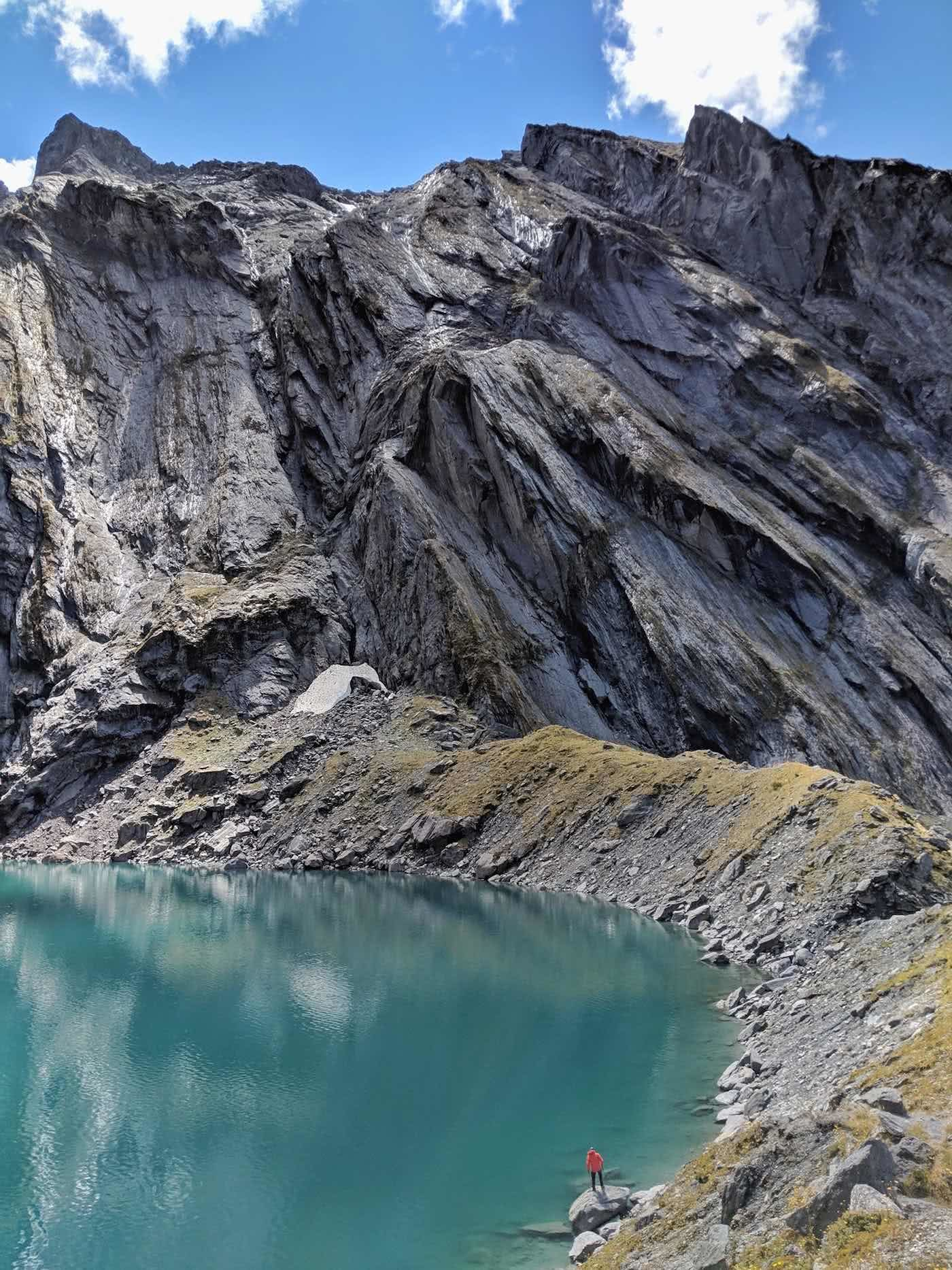 Gillespie Pass Circuit – the Best NZ Multi-day Hike You've Never Heard Of Aidan Howes, mountain, valley, Crucible Lake