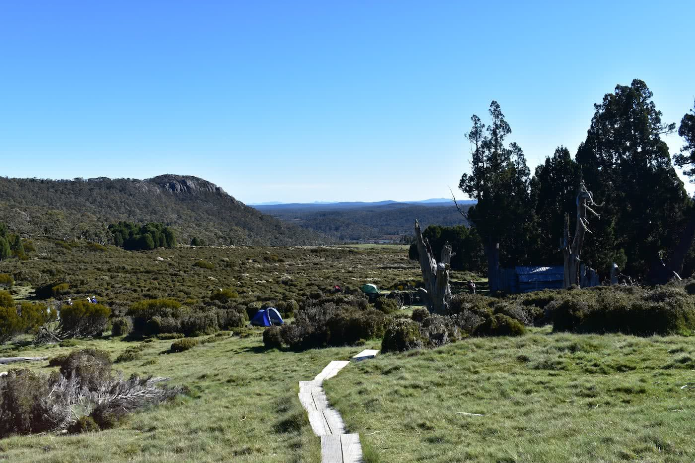 A Hiker's Playground // Walls of Jerusalem National Park (TAS) Emily Barlow Dixons Kingdom