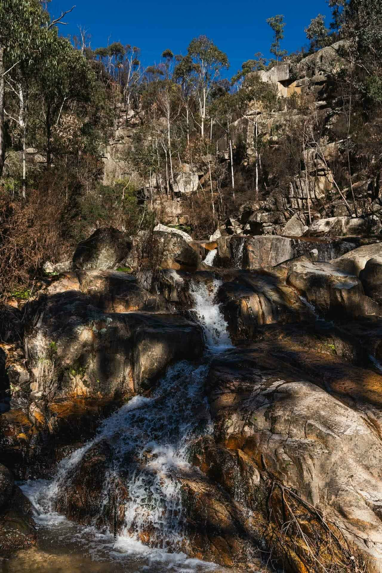 Gibraltar Falls // A Quick City Break (ACT), Jonathan Tan, Gibraltar Falls, waterfall, Namadgi