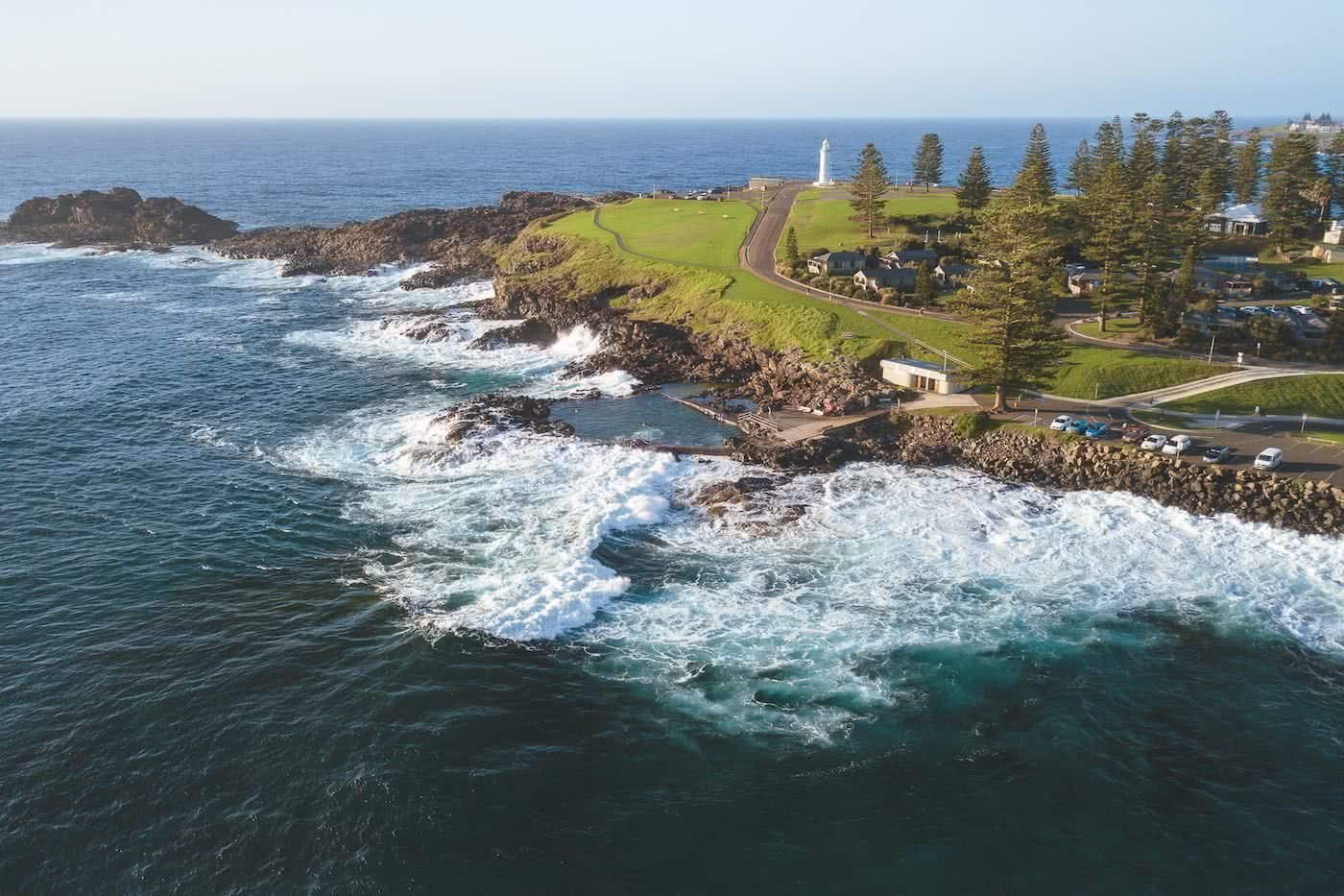 Coastal Surf Town Vibes Under 2 Hours From Sydney Jon Harris Kiama Pool, 7 Apr 2019.