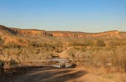 From Kalbarri To The Kimberley – How To Drive Through North West Australia, Pentecost River_ Photo by jess batheram, 4wd, dirt road