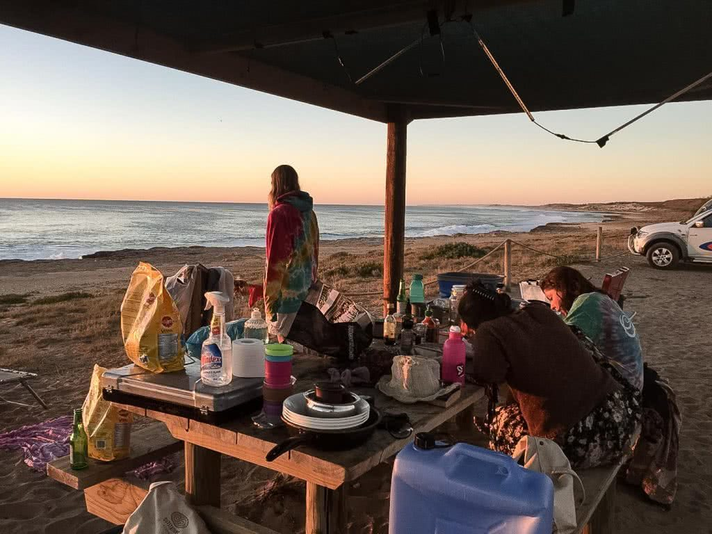 From Kalbarri To The Kimberley – How To Drive Through North West Australia, Red Bluff, photo by Ashlee Kehoe-Sporton, camping, ocean, rest spot
