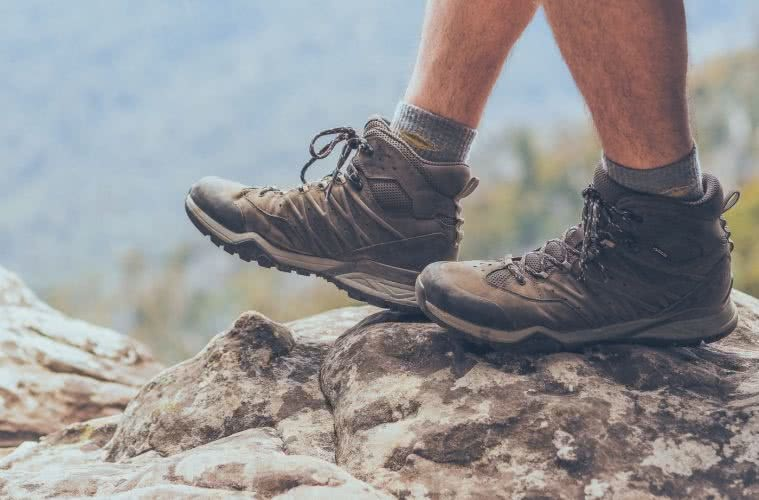 The North Face Hedgehog Hike II GTX // Gear Review Nick Di Giullo hiking boots