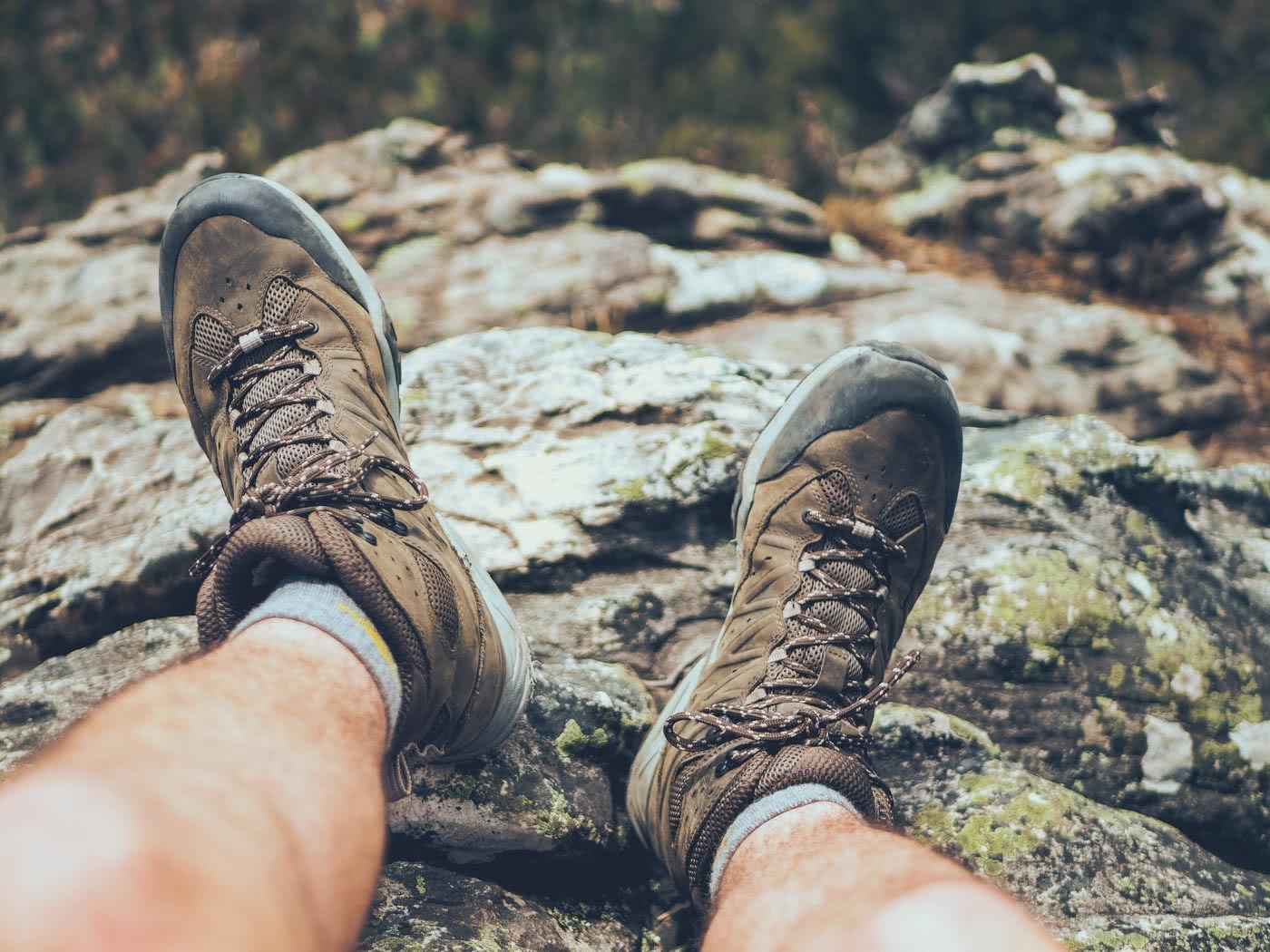The North Face Hedgehog Hike II GTX // Gear Review Nick Di Giulio hiking boots