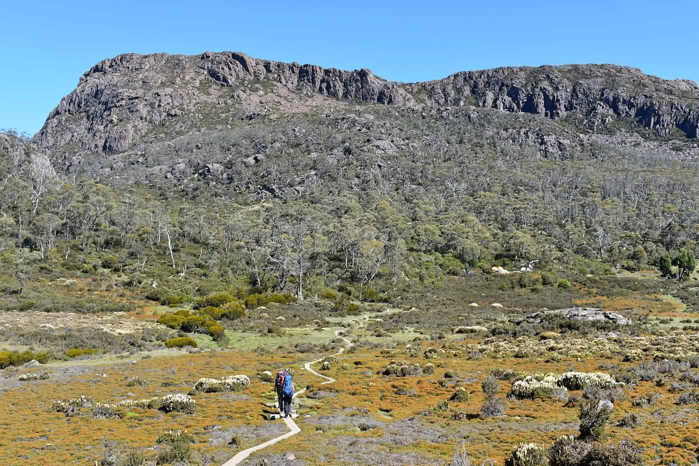 A Hiker's Playground // Walls of Jerusalem National Park (TAS) Emily Barlow Wild Dog Creek