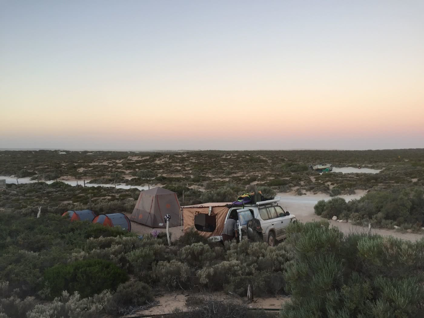 Highlights From Crossing The Nullarbor Plain Ashlee Kehoe-Sporton 4WD, camping, sunset, Cactus beach