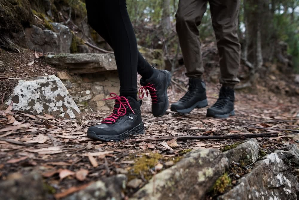 How To Choose A Great Pair Of Hiking Boots (And Why You Need Them), Photos by Jake Anderson, Merrell, choosing hiking boots, tasmania, hiking, trail running, mid-cut, low-cut,