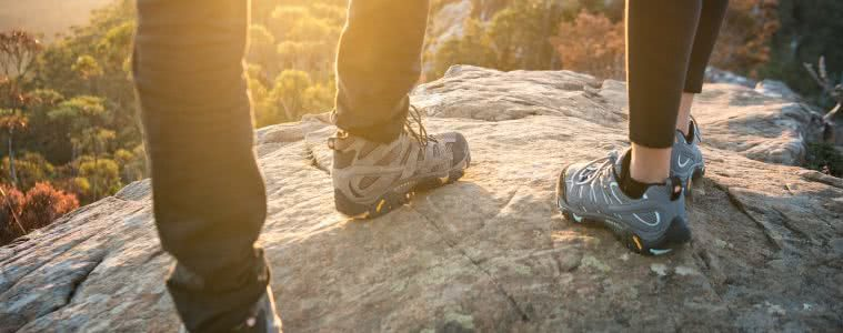 How To Choose A Great Pair Of Hiking Boots (And Why You Need Them), Photos by Jake Anderson, Merrell, choosing hiking boots, tasmania, hiking, trail running, mid-cut, low-cut, sun glare