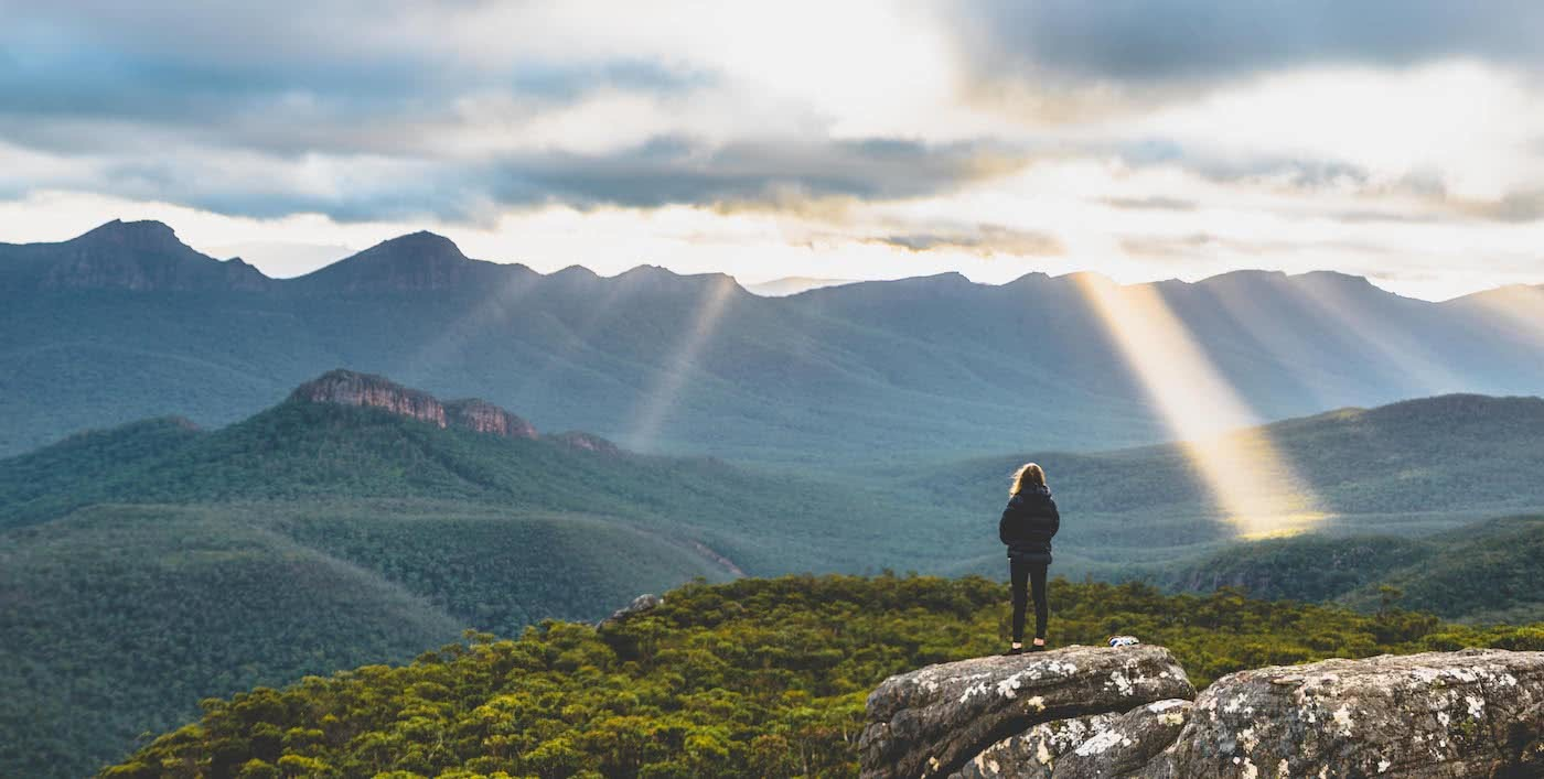 The Best Camping Near Melbourne, shot by Pat Corden, Grampians, camping, mountain, views, victoria, near melbourne