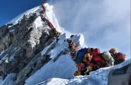 Everest Ridgeline, Nirmal Purja, Project Possible 14/7