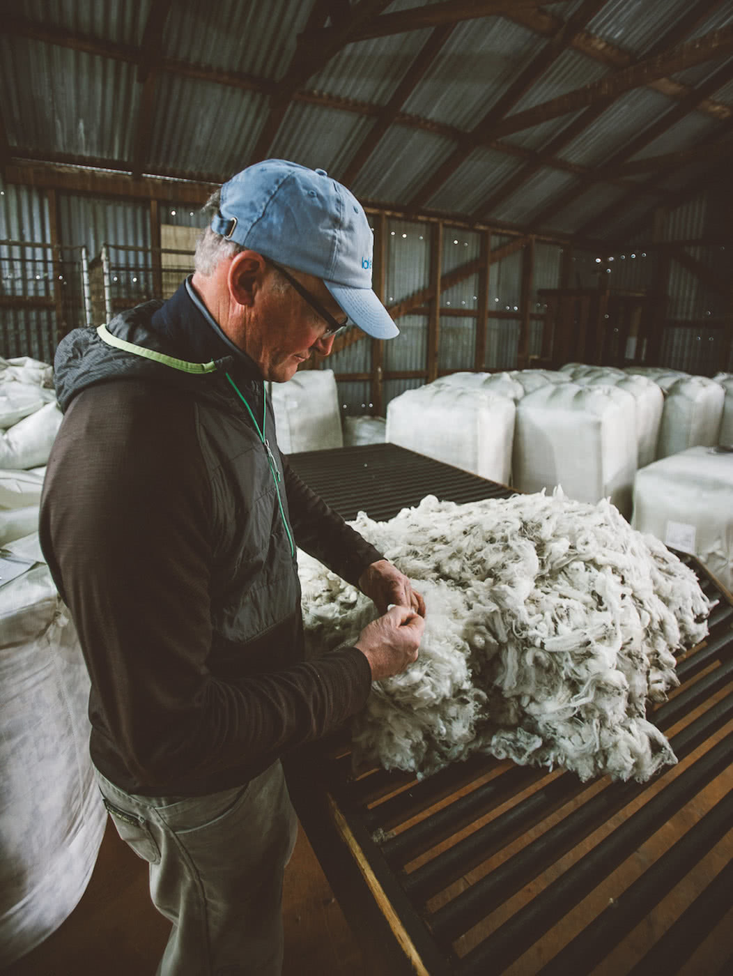 What's Life Like On A Wild South Island Merino Farm?, Photo by Joe Leep, merino, icebreaker, nz, lake heron station, phillip todhunter