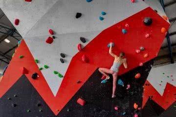 There's A Brand New Bouldering Gym In Lake Macquarie, Pulse Climbing Warners Bay_Scott Forrester-1