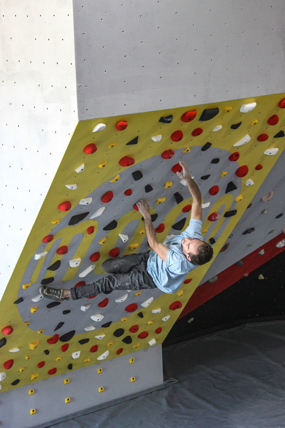There's A Brand New Bouldering Gym In Lake Macquarie, Pulse Climbing Warners Bay_Scott Forrester-3, moonboard, bouldering