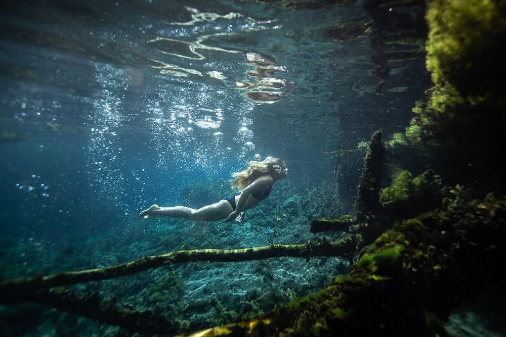 9 Top End Waterholes That Are Perfect For Wild Swimming, Bitter Springs_Katie Goldie, top end, northern territory