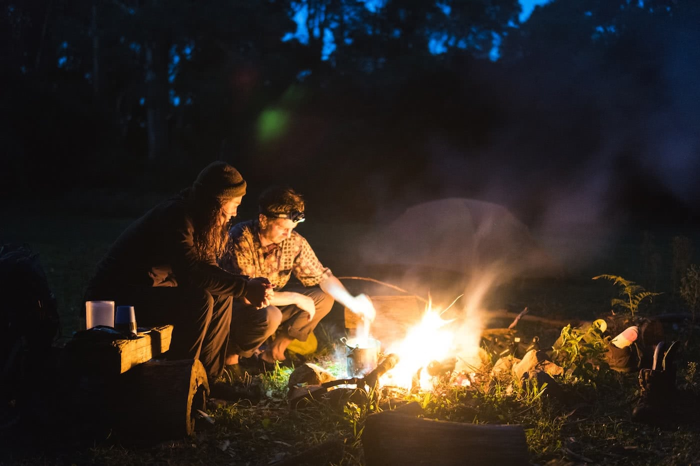 A Wilderness Surfari In Remote East Gippsland (VIC/NSW) by Jake, Sam and Georgia Doherty Osprey Adventure Grant, surf boards, camp fire vibes