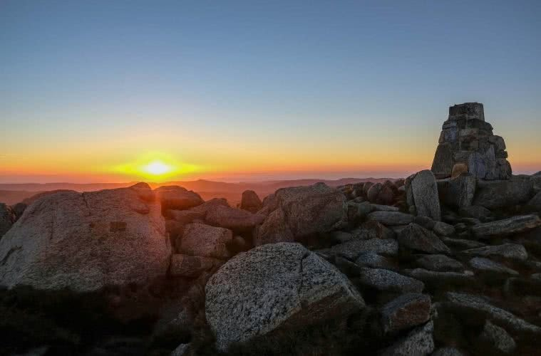 Mt Kosciuszko, Brooke Nolan, Australia, Highest Peak