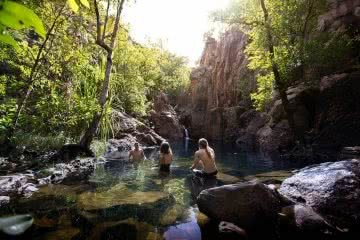 9 Top End Waterholes That Are Perfect For Wild Swimming, Moline Rockhole_Katie Goldie, top end, northern territory