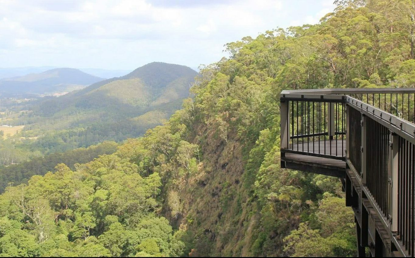 The Best Multi-day Hikes in Queensland Saphira_Schroers_ forests and mountains, Sunshine Coast Hinterland Great Walk