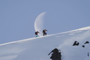 hoji, ski movie, arc'teryx, screenshot, trailer