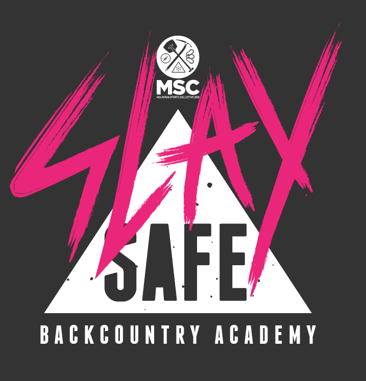 'Slay Safe' With Free Alpine Backcountry Training, logo