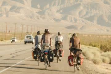 The Bikes of Wrath, cycling, United States