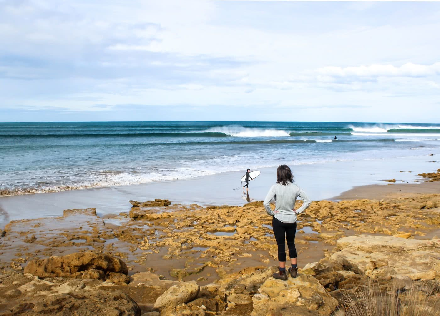 It's Time For Aussies To Learn How To Stay Warm photo by Ash Kehoe-Sporton surfing, Victoria, merino baselayers