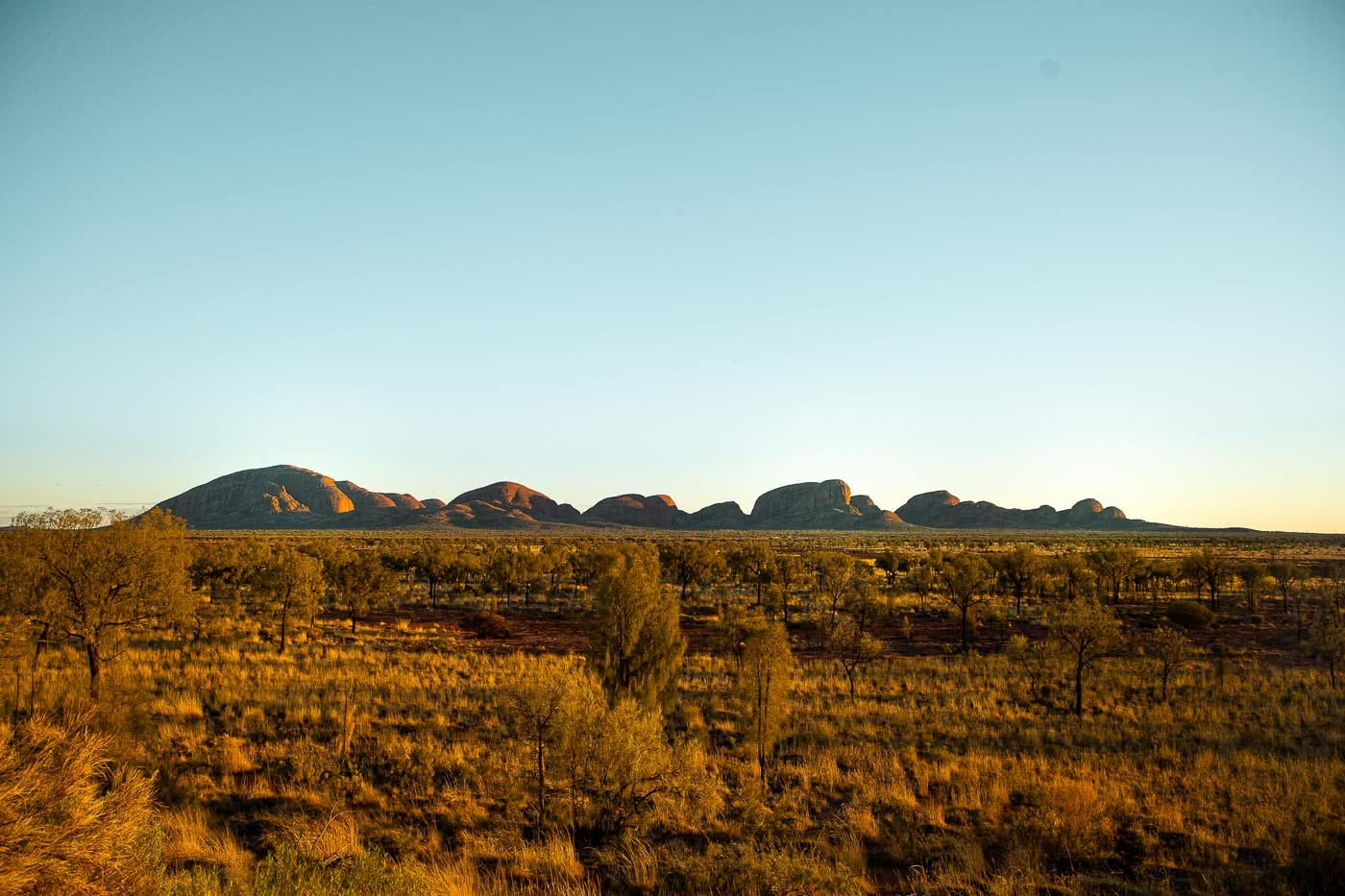 Dune Viewing Area, Kata Tjuta, Photo by Bee Stephens, Northern Territory