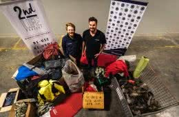 Reuse, Rehome, Recycle – The 2nd Life Project by Pat Corden old gear,